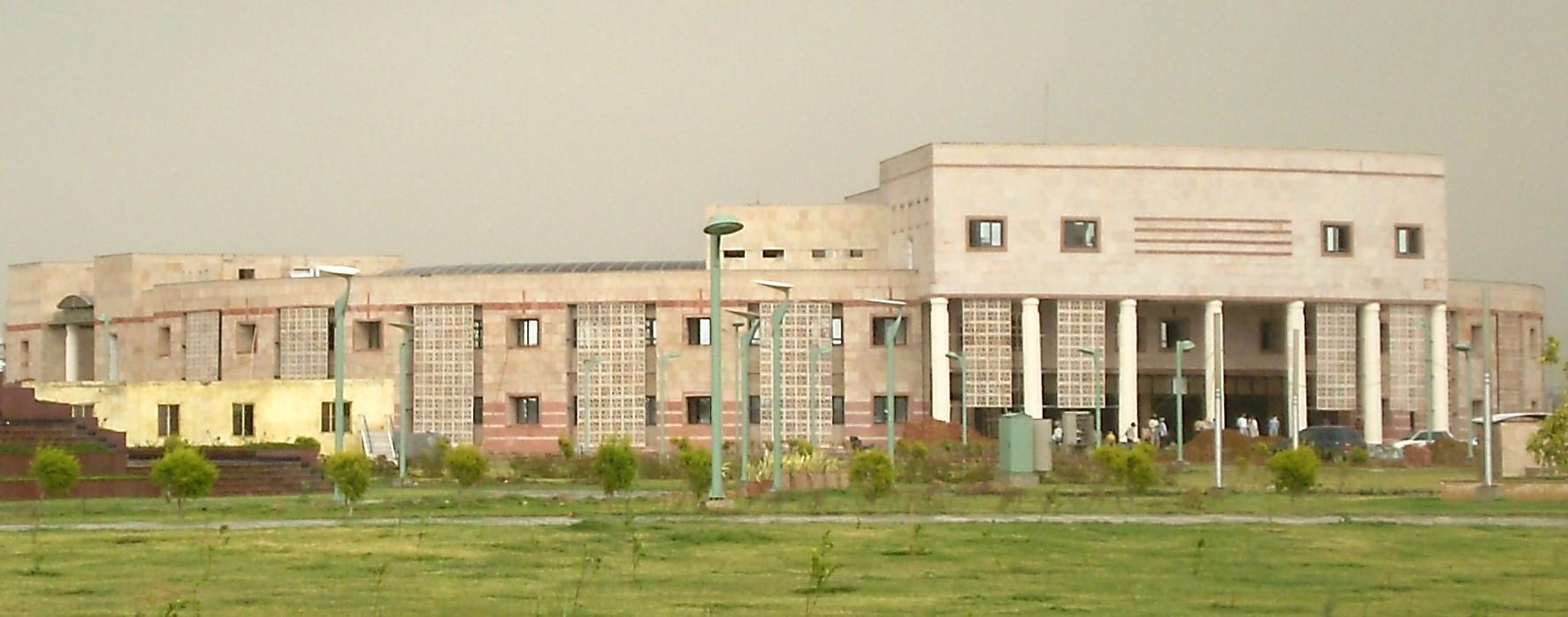 School of Humanities and Social Sciences, Gautam Buddha University Image