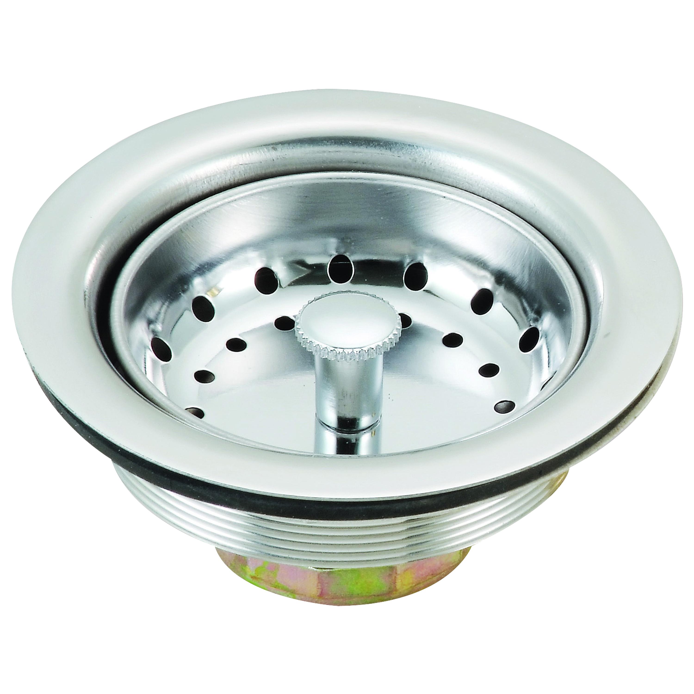 Stainless Steel Kitchen Sink Strainer With Basket