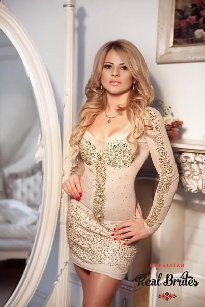 Photo gallery №1 Ukrainian lady Anastasiya