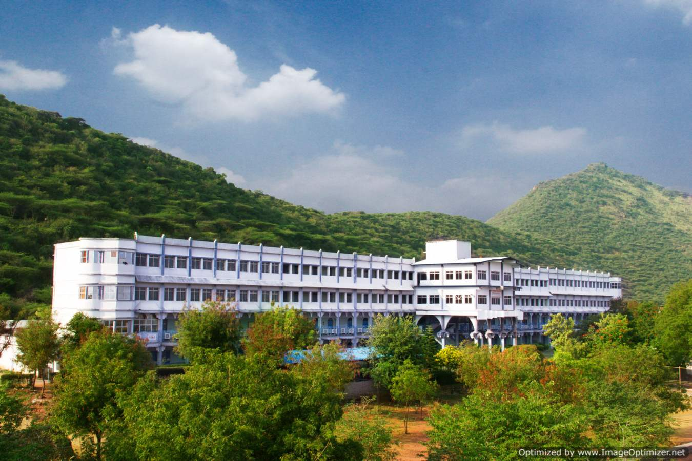 Christian College of Engineering and Technology, Dindigul