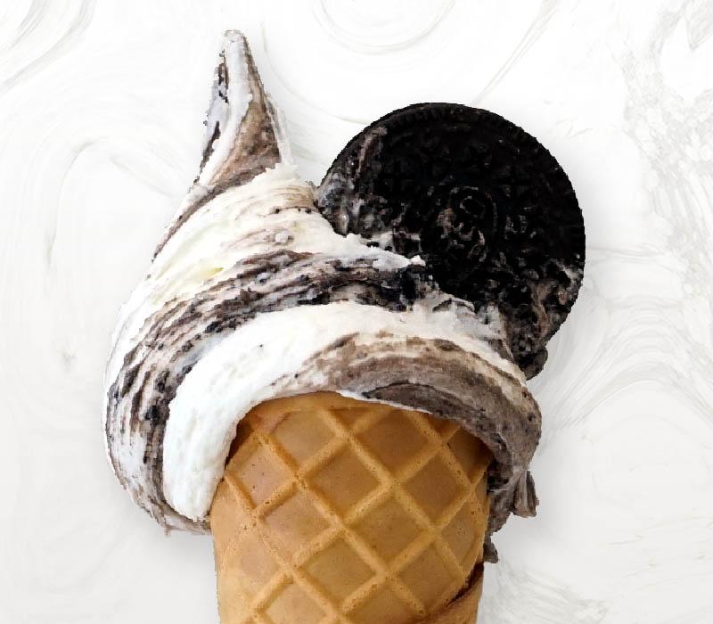 helado de  Oronero giolatto
