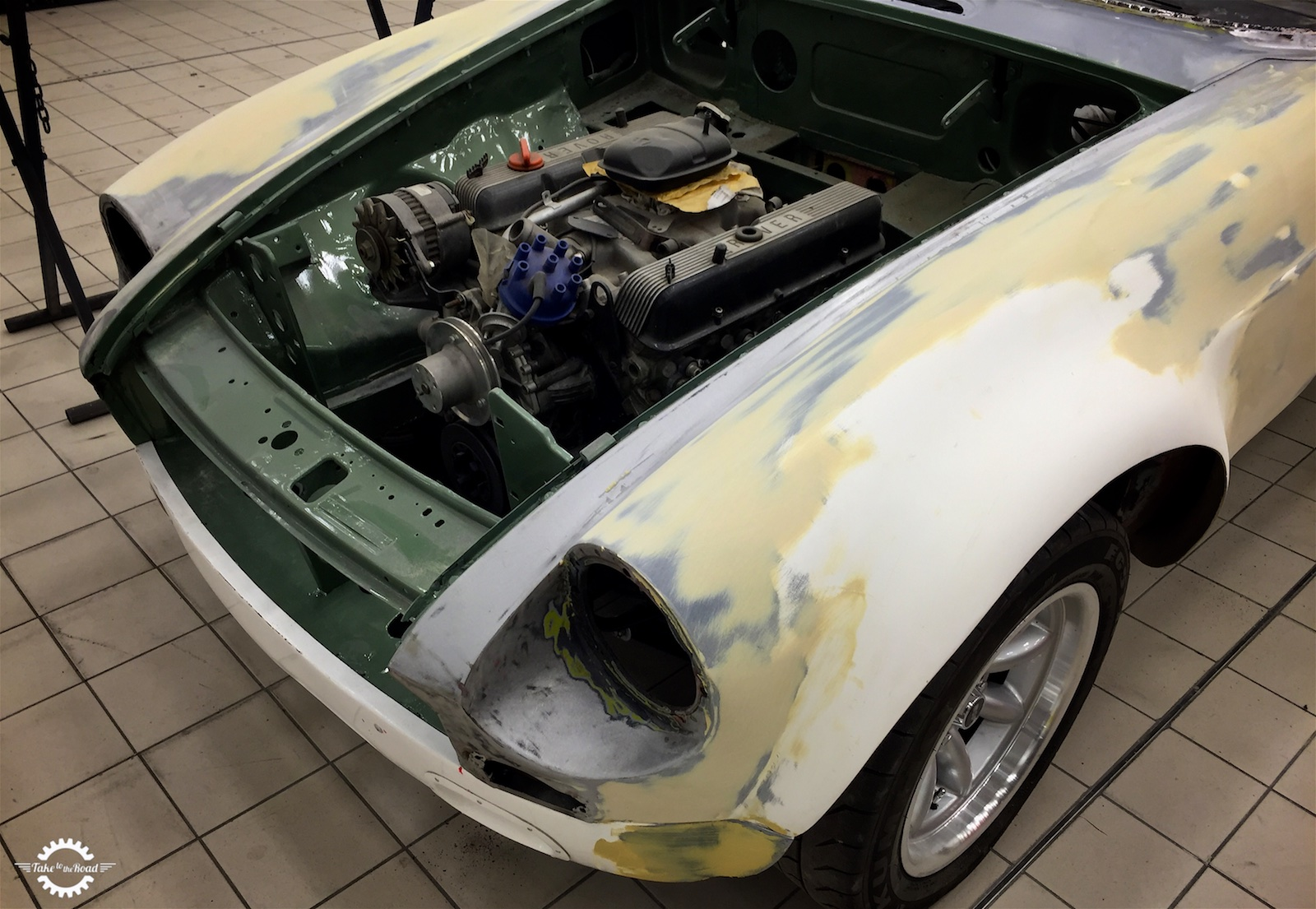 5 Things You Should Know Before Restoring A Classic Car