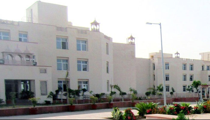 Centarl University Of Rajasthan