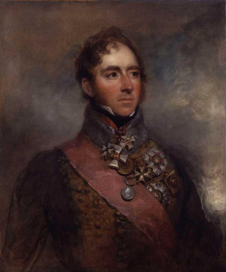 Портрет Генри Уильяма Пэджета, графа Аксбриджа