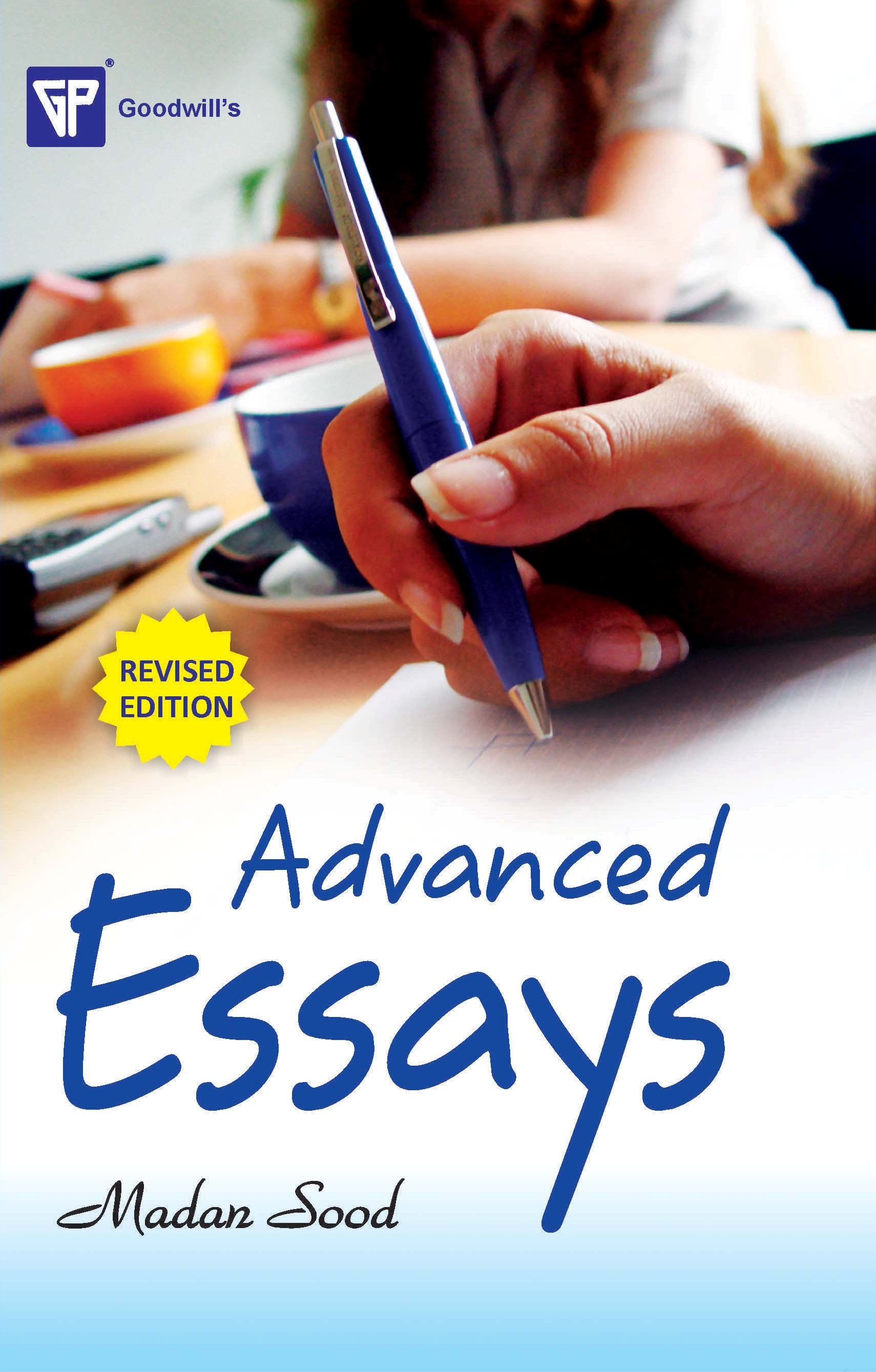 advanced essays in english Writing the themes/topics covered in each writing paper can be found below each link cambridge english advanced (cae) writing - test one reducing traffic / review, letter, report.