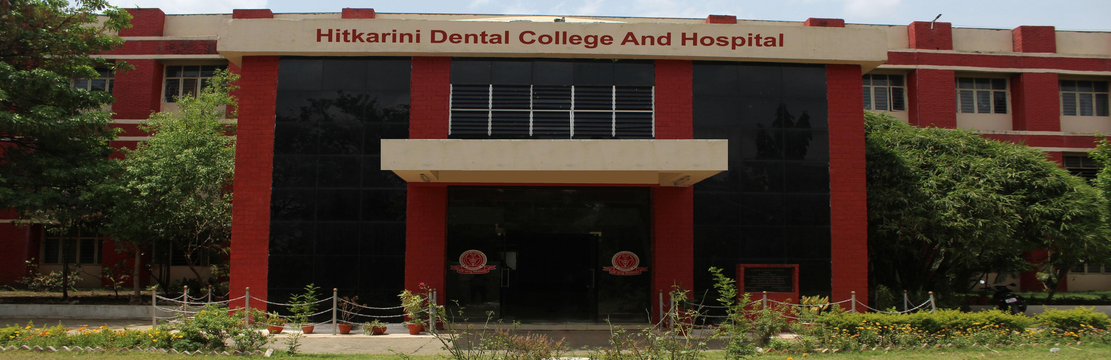 Hitkarini Dental College and Hospital, Jabalpur Image