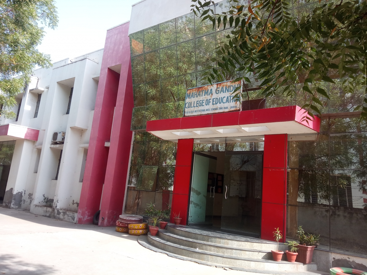 Mahatma Gandhi College of Education Image
