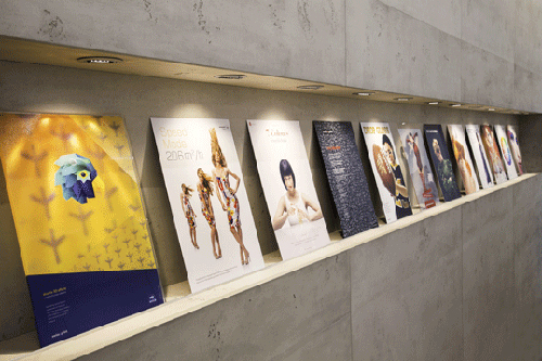 GOMA Marval Exhibition Prolab