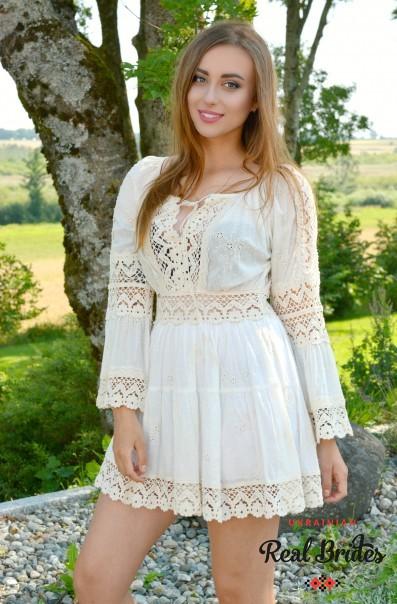 Photo gallery №1 Ukrainian girl Margarita