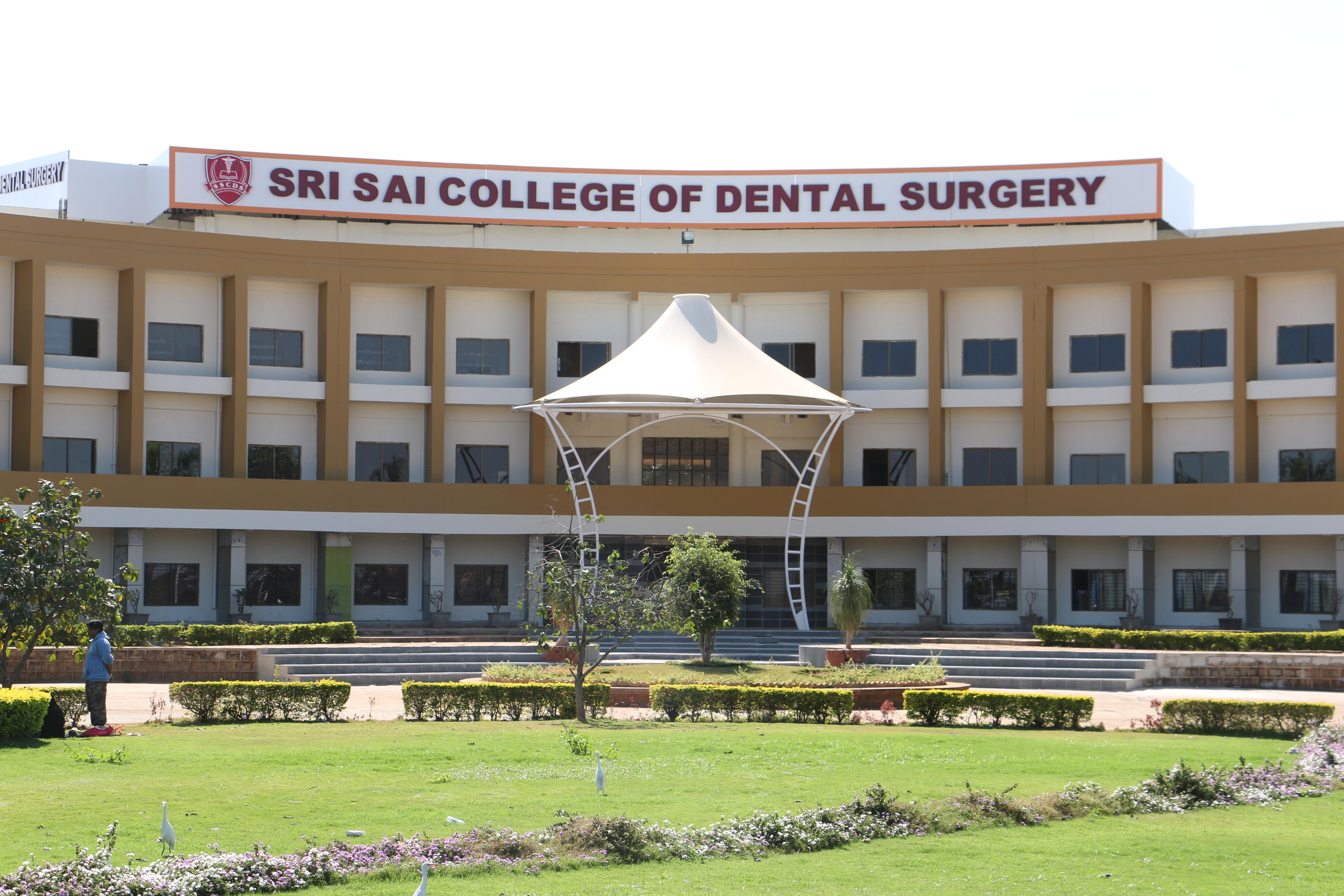Sri Sai College of Dental Surgery, Vikarabad Image