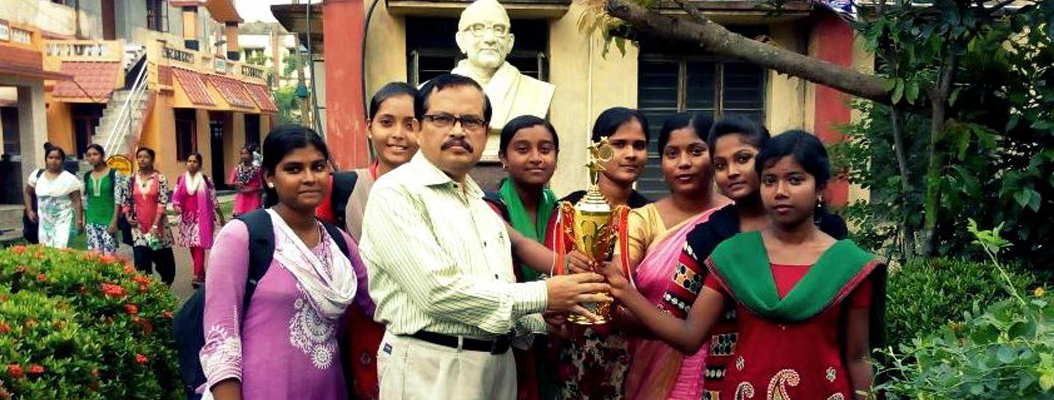 Mahishadal Girls' College, Purba Medinipur Image