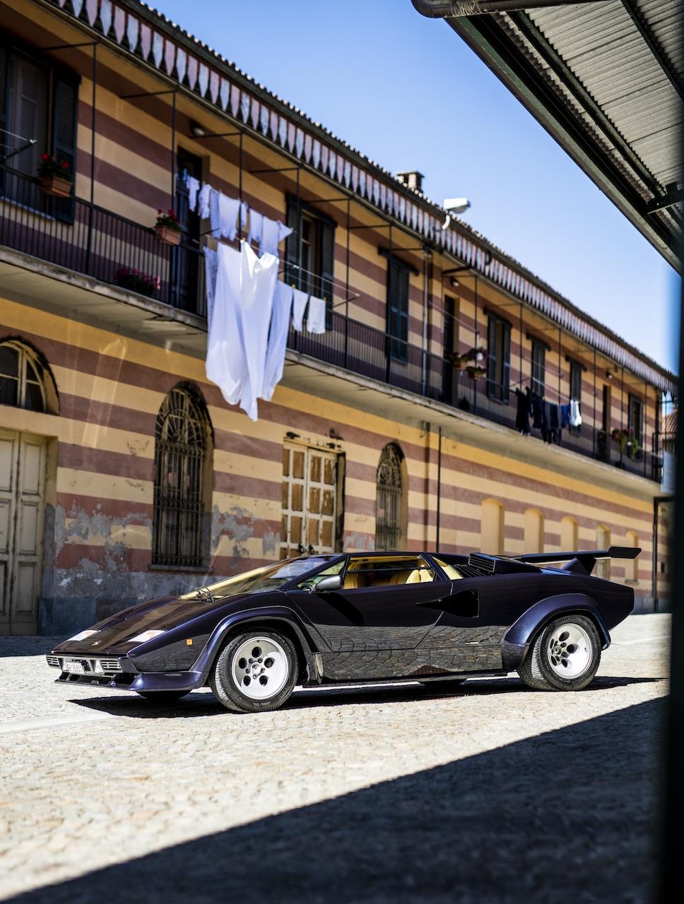 Gandini et l'héritage de la Lamborghini Countach