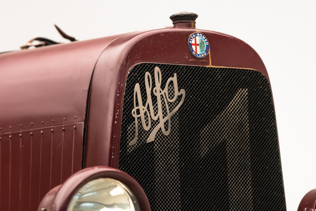 Take to the Road News Alfa Romeo G1 RM Sotheby's