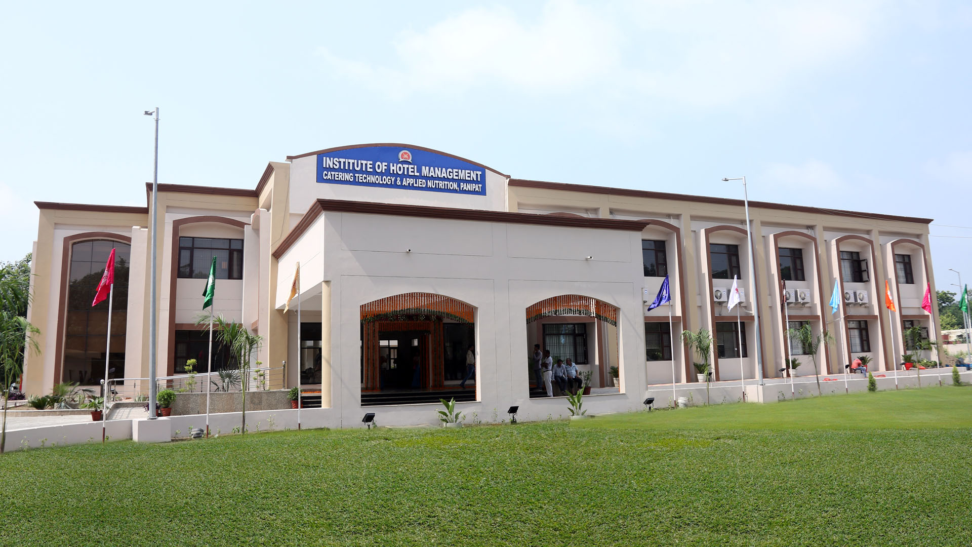 State Institute of Hotel Management, Panipat Image
