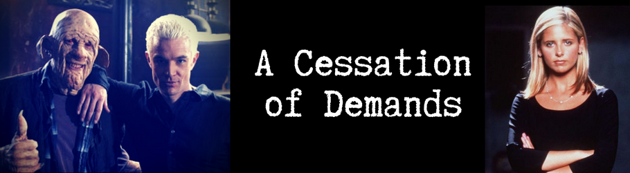 A Cessation of Demands