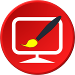 Grafik Windows Design: Diese Grafik-Datei könnt ihr als Word-, GIMP- und PNG-Datei kostenlos herunterladen.