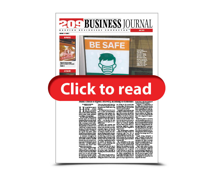 209 Business Journal Click Here Button