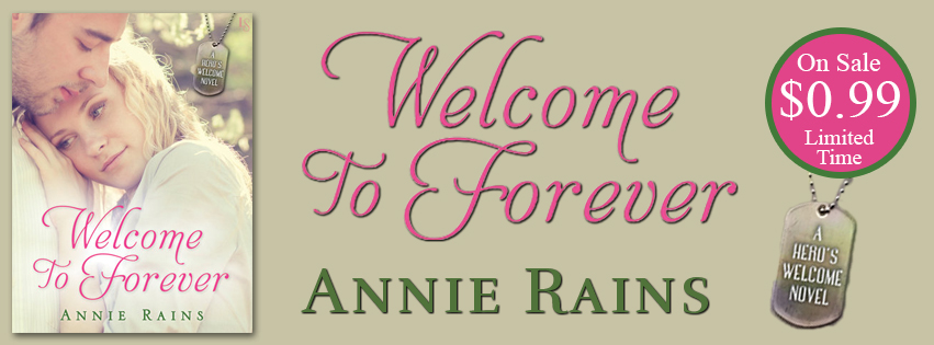 Welcome to Forever banner
