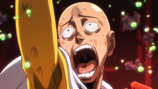 One Punch Man anime ?: El héroe que necesitamos.