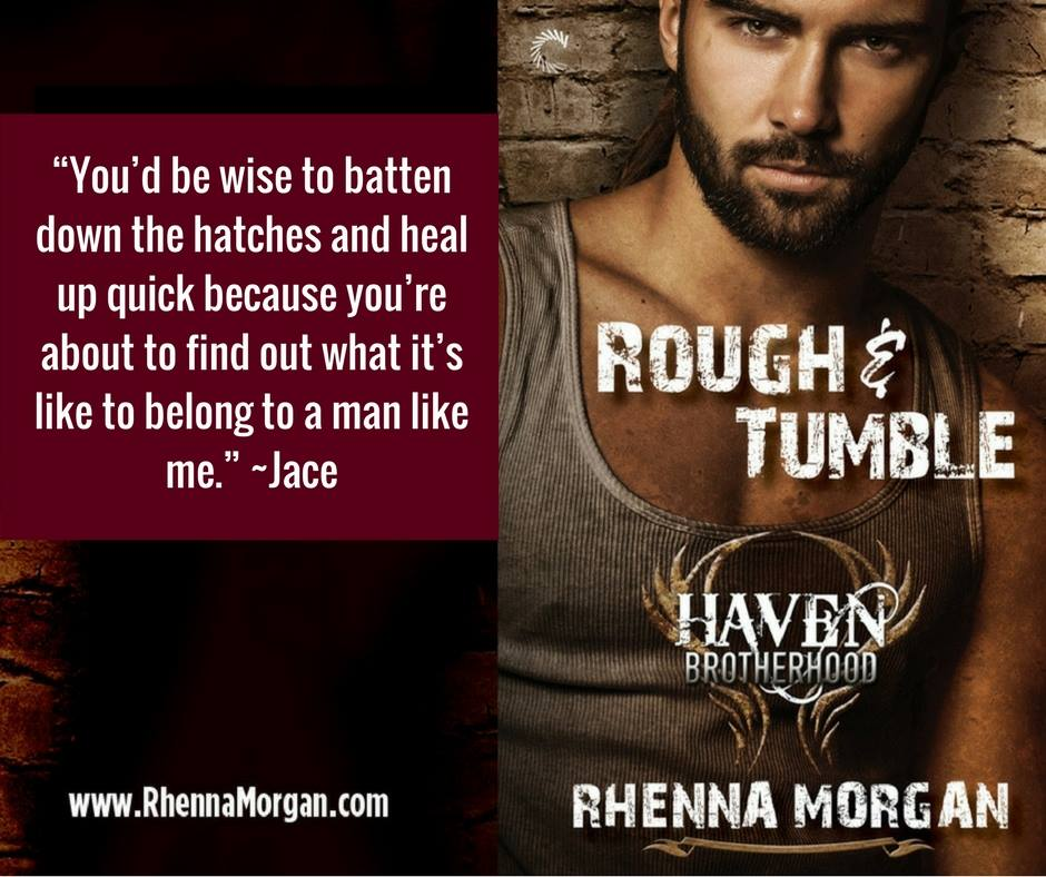 Rough & Tumble by Rhenna Morgan Teaser 2