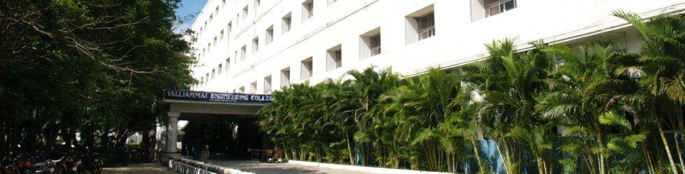SRM Valliammai Engineering College, Kanchipuram Image