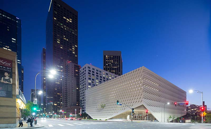 LA's new wave of galleries blend art and architecture