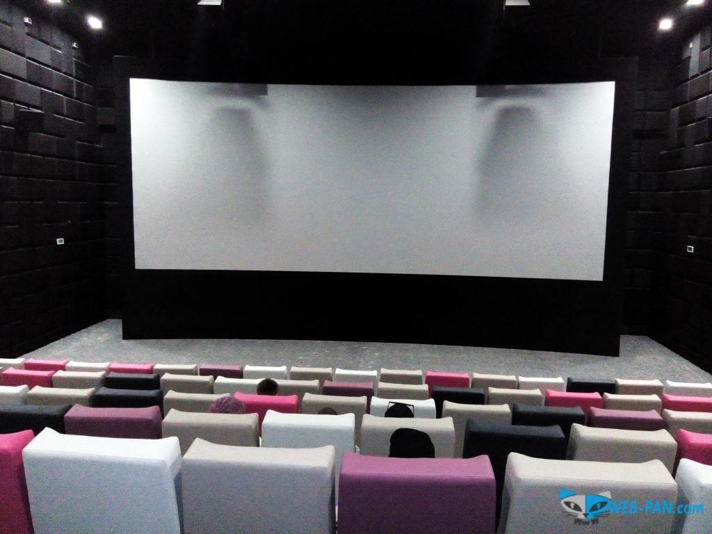 Silverscreen в Арена-Сити в Минске, отменный звук Долби Атмос в двух залах, и 3D само собой!