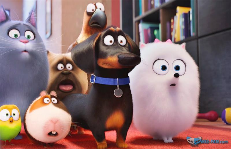 Тайная жизнь домашних животных уже в кино, иду с другом и его дочуркой!