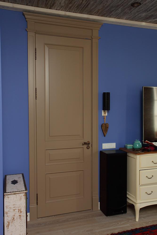 межкомнатная дверь массив мдф филенка эмаль наличник карниз