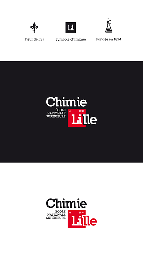 Logo Chimie Lille