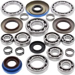 Rear Differential Bearings Seals Kit Polaris Sportsman 500 Touring EFI 2008 2009 2010