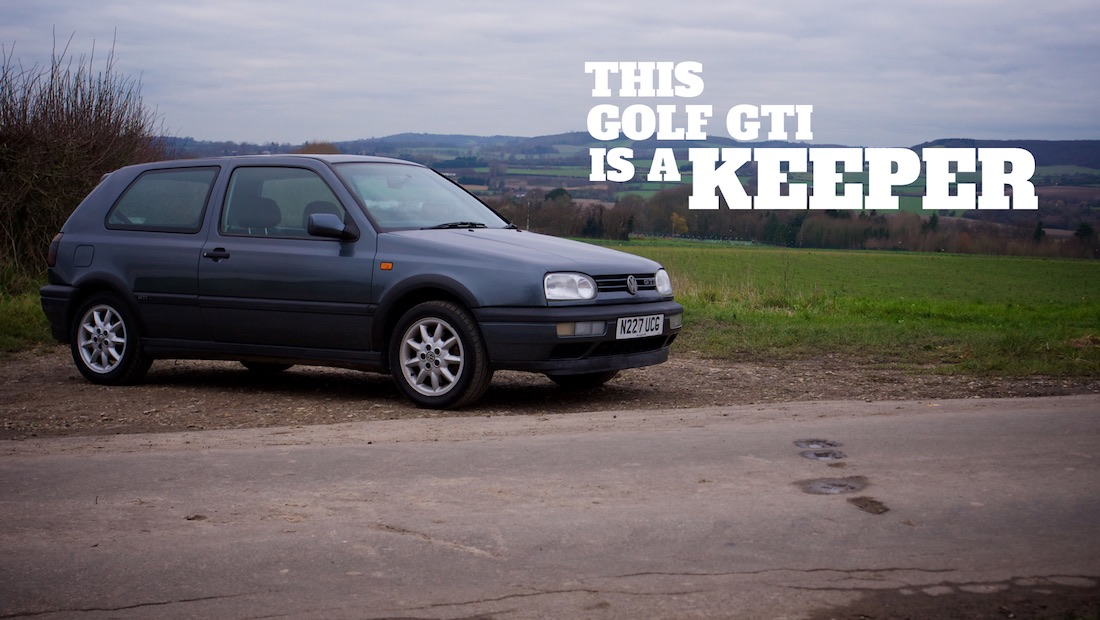 Take to the Road's VW Golf MK3 GTi feature