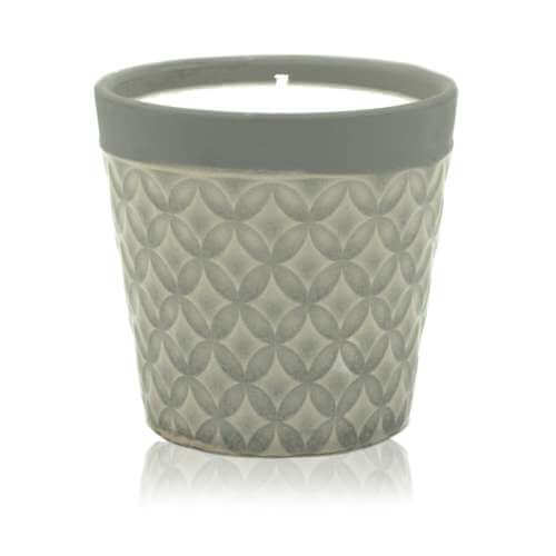 home soy candle pot - moonlight