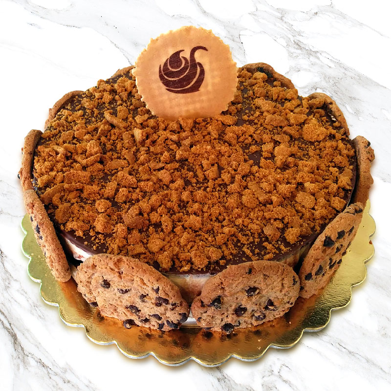 helado de  Tarta de Cookies giolatto