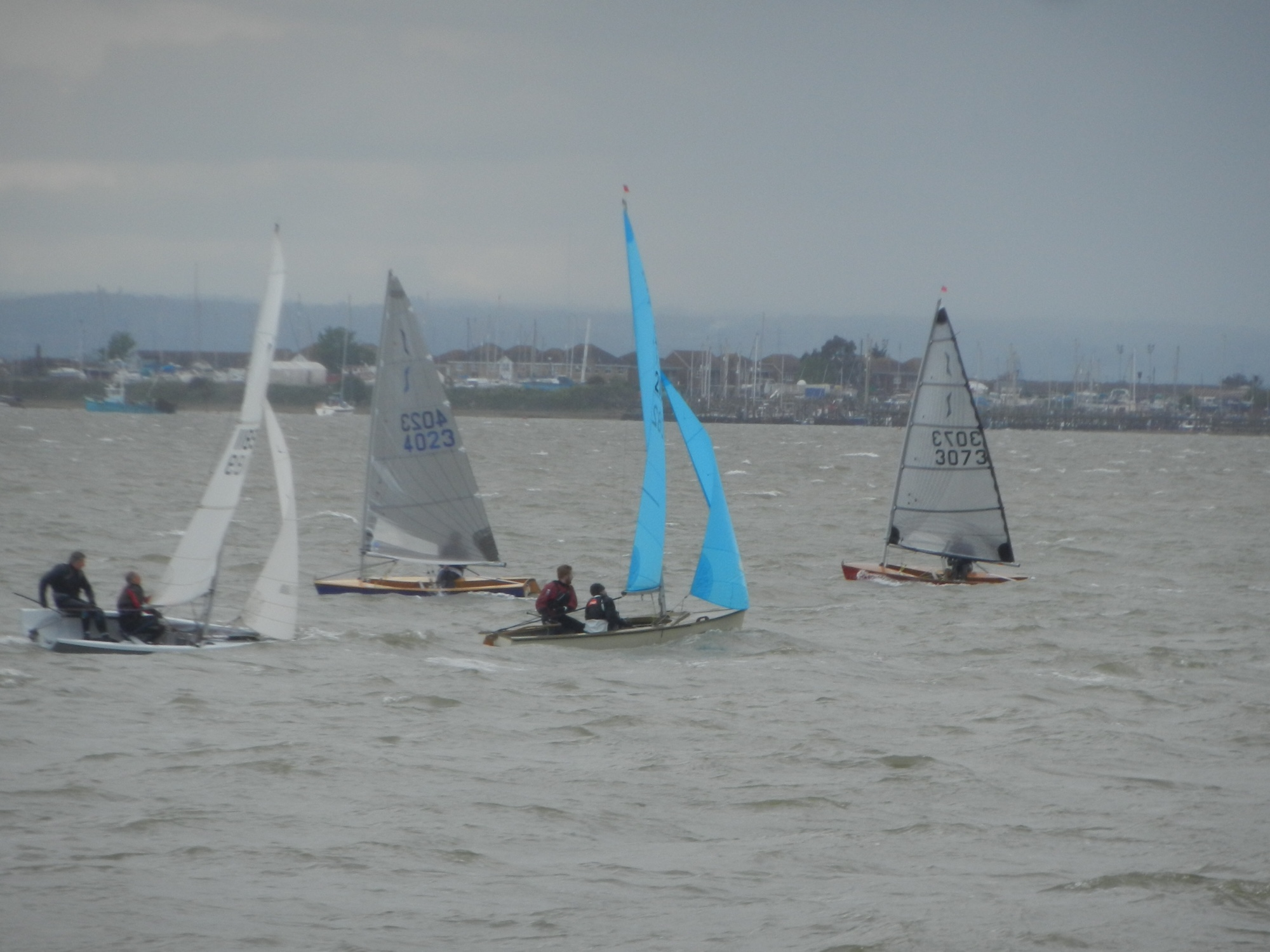 Interclub Dinghy Team Races