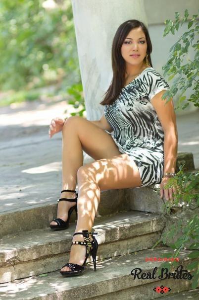 Photo gallery №1 Ukrainian lady Natalia