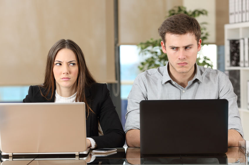 konflik di tempat kerja