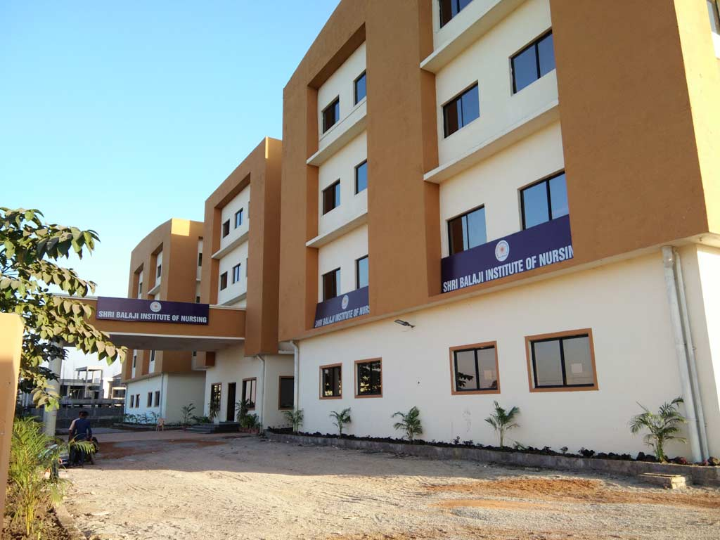 Shri Balaji Institute Of Nursing Image