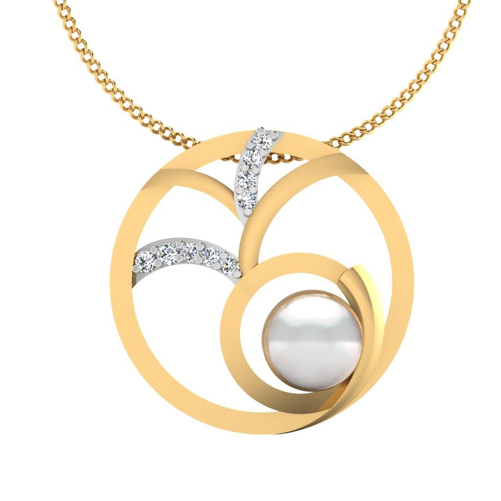 The Fallen Diamond Pendant