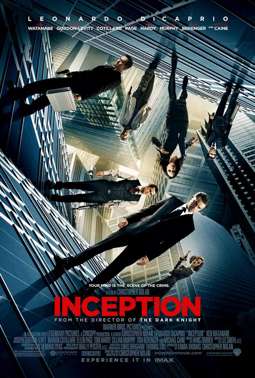 cover-image Inception Movie Poster