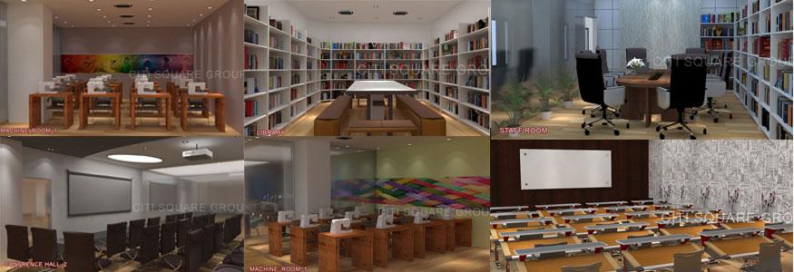 Citi Square Institute of Interior and Fashion Design