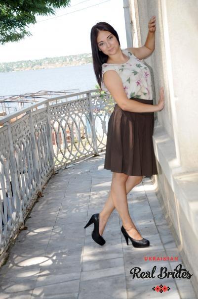 Photo gallery №9 Ukrainian bride Victoria