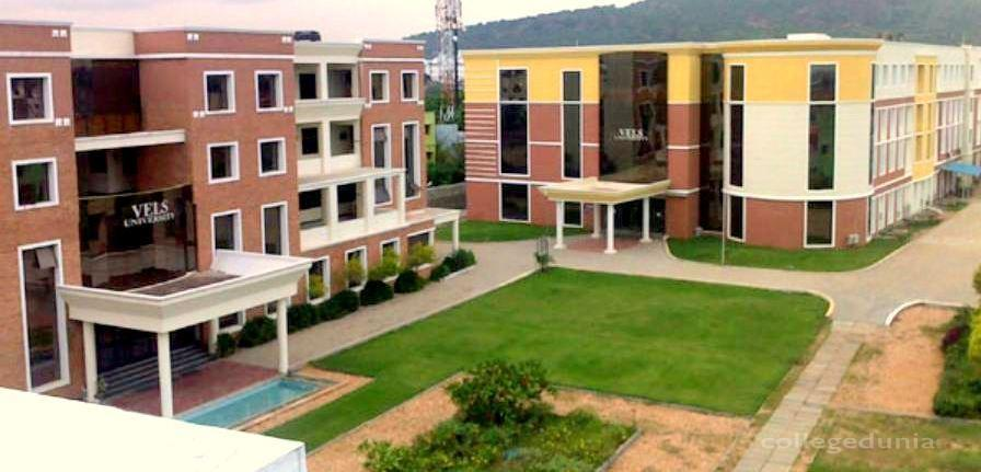 Vels Institute of Science, Technology and Advanced Studies, Chennai Image