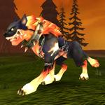 Pekelný lovecký pes