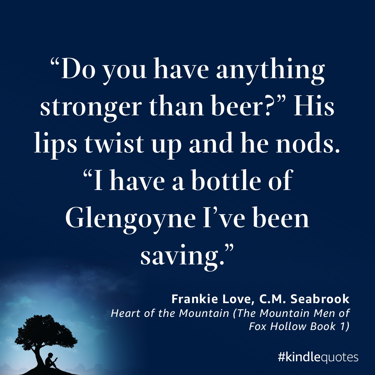 Book quote Frankie Love