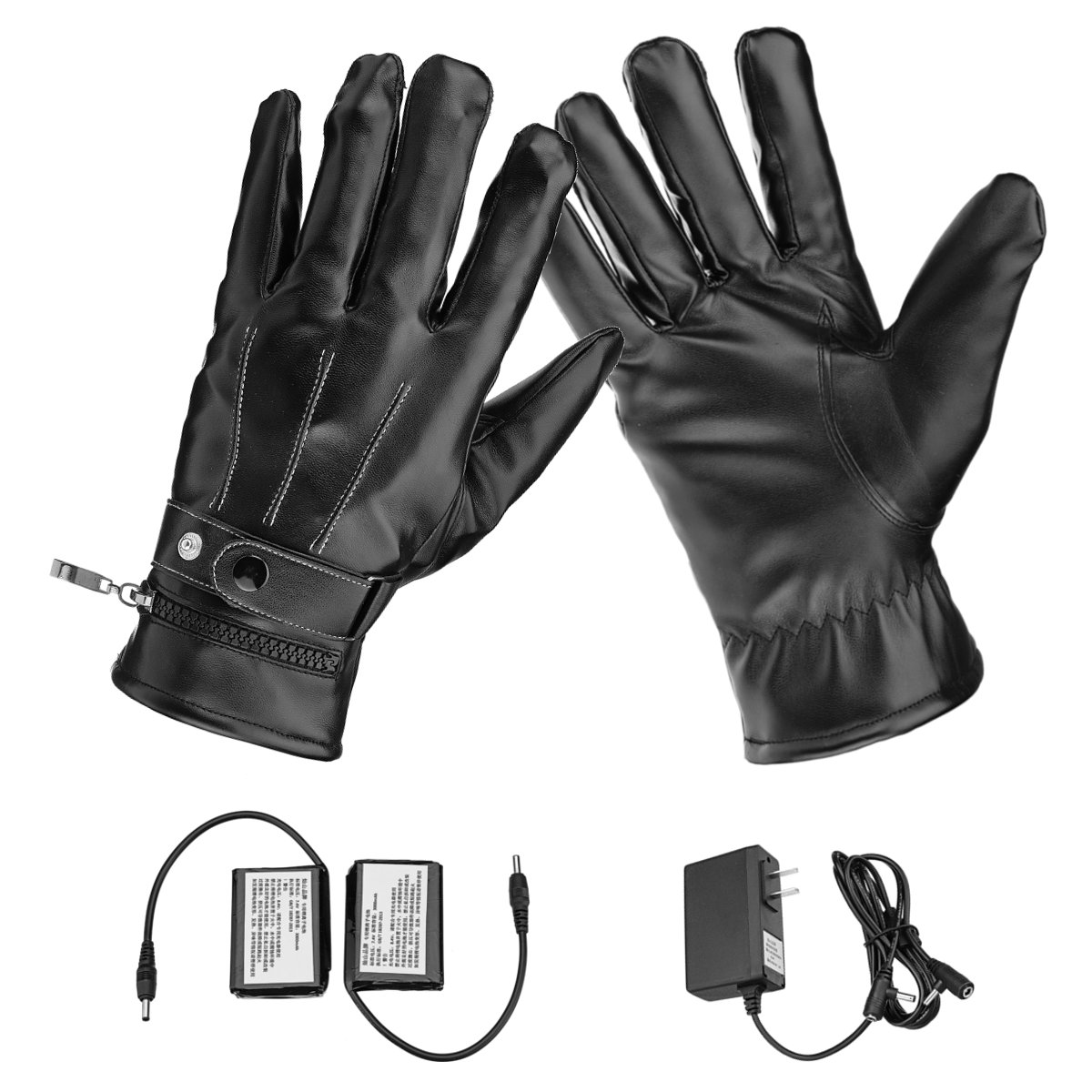 Gloves Motorcycle Electric Heated Gloves Touch Screen