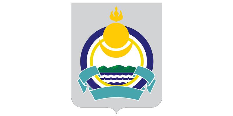 Escudo de Buriatia