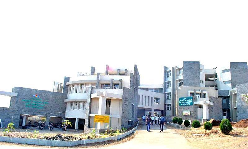 Bharati Vidyapeeth Loknete Mohanrao Kadam College Of Agriculture, Sangli