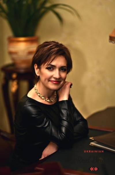 Profile photo Ukrainian women Elena