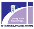 Hi-Tech Dental College and  hospital, Bhubaneswar